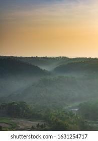 Sunrise at Watu Mabur - Yogyakarta
