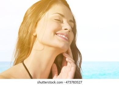 Sunscreen.