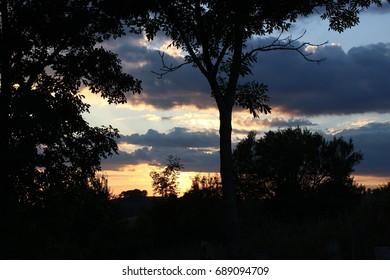 Sunset - Shutterstock ID 689094709