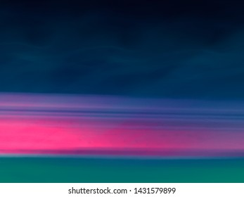 sunset in an Abstract image