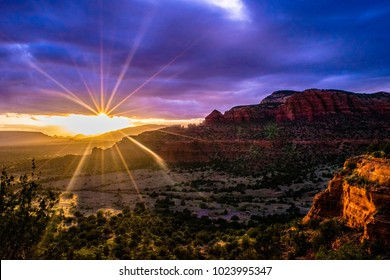 Sunset in Arizona