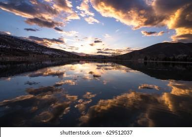 Sunset Avon, Colorado
