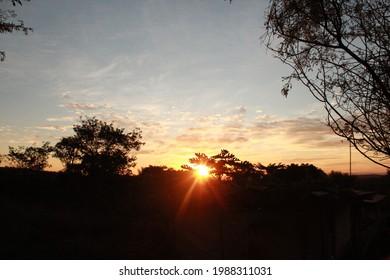 sunset bahia backwoods sun twilight goldenhour