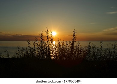 sunset Baltic sea Poland beach, zachód słońca Morze Bałtyckie Polska plaża - Shutterstock ID 1779633494