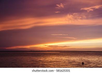 Sunset Bonaire