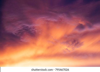 Sunset, Boonah, Queensland