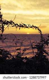 Sunset in Bornholm