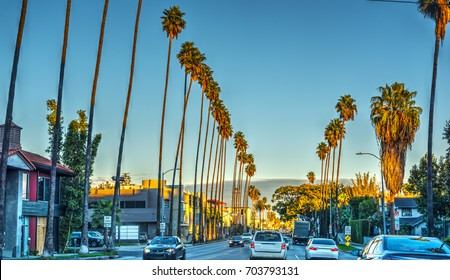 Sunset Boulevard Images, Stock Photos & Vectors | Shutterstock