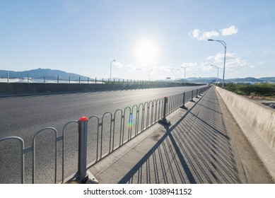 Sunset city highway