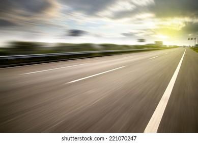 Sunset City Road