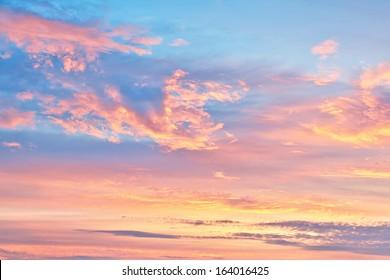 Cloud Sunset Images, Stock Photos & Vectors   Shutterstock