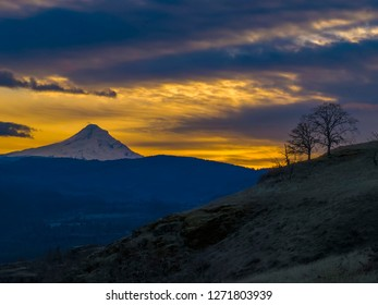 Sunset Columbia River Gorge