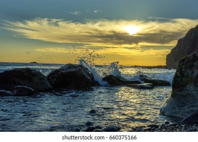 Sunset ,Dana Point, California