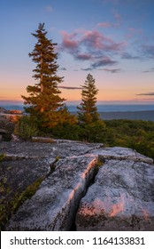 Sunset, Dolly Sods Wilderness area, West Virginia