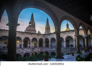 Guadalajara Cathedral Images Stock Photos Vectors