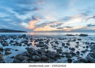 Sunset at Hallett Cove Conservation Park