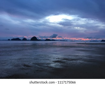 Sunset, Hong Islands, Thailand