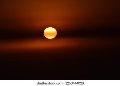 Sunset from Kalipokhri - Sandakphu