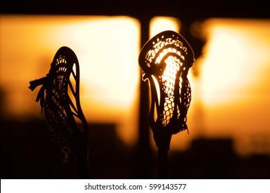 Sunset Lacrosse Sticks