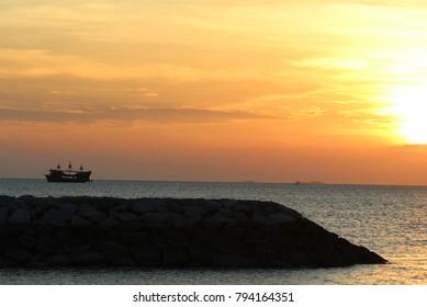 Sunset, The Last Sunlight