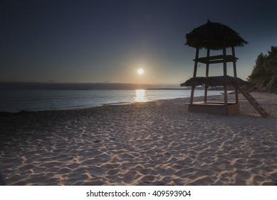 Sunset Makris Platis, Lassi, Kefalonia, Greece