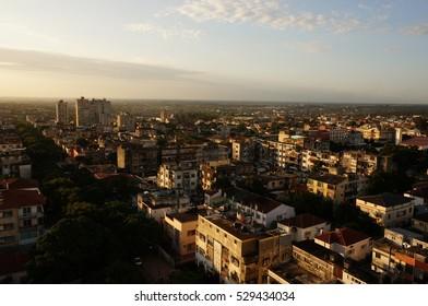 Sunset, Maputo, Mozambique