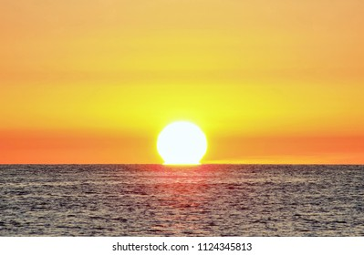 Sunset  in the Mediterranean sea,peace, calm, serenity, harmony, fullness, well-being, nature, natural, contemplate, meditate, breathe, grow, happiness, tranquility, fullness, integration,