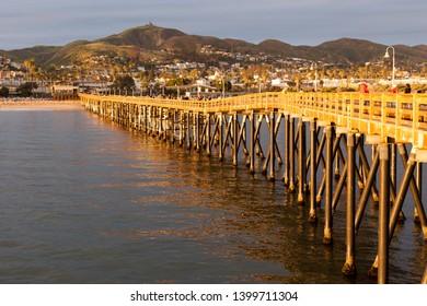 Sunset Moment at Ventura Pier