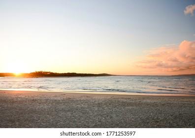 Sunset at Noosa River, Sunshine Coast, Australia