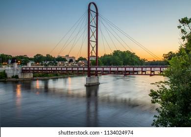 Sunset in Northwest Indiana