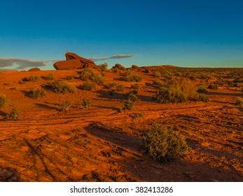 Sunset on the Colorado Plateau