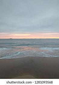 Sunset on Rio das Ostras Beach - Summer - Rio das Ostras (BR)