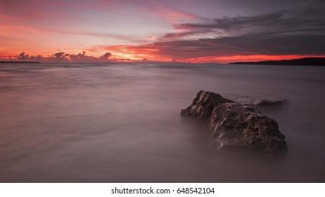 Sunset on Tanjung Bira, South Sulawesi
