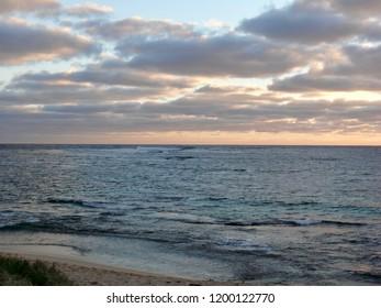 Sunset at Pervelley Beach Western Australia
