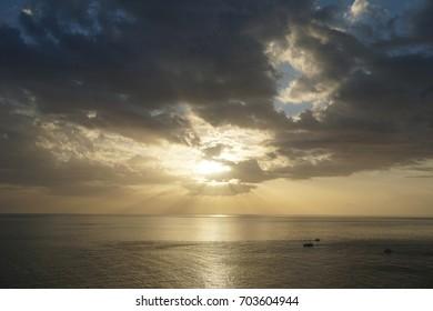 Sunset at Phromthep Cape, Phuket