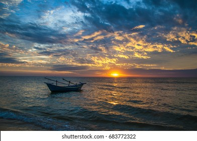 Sunset at Phu Quoc Island