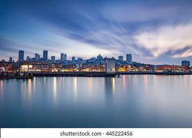 Sunset at Pier 39 San Francisco