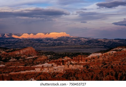 Sunset Point, Bryce Canyon, Utah.