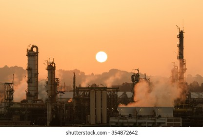 Sunset and Polluting Industries
