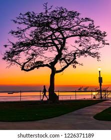 Sunset Promenade Walk