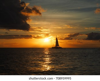 Sunset Sailing One