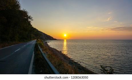Sunset - Samothraki Island
