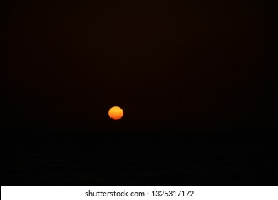 Sunset in Sanibel, FL