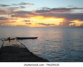 Sunset shades - Samoa