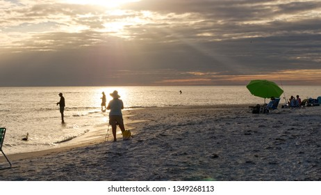 Sunset at Sieste Key