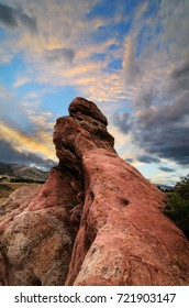 Sunset at South Valley Open Space Park, Colorado