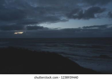 Sunset & Sunrise at Torquay Beach, Victoria