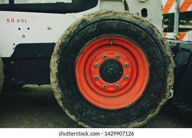 Bobcat Vehicle Images, Stock Photos & Vectors   Shutterstock