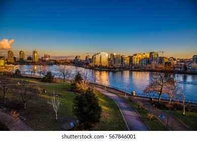 Sunset - Vancouver City - CANADA