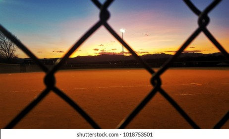 Sunsets and Softball